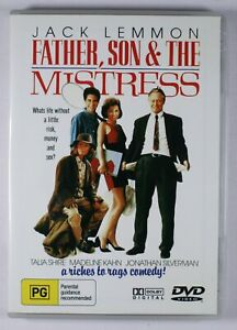 Father Son and The Mistress DVD FREE POST