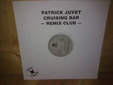 "PATRICK JUVET cruising bar 12"" MAXI 45T"