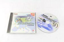 Sega Dreamcast Super Euro Soccer NTSC-J Japan version Game