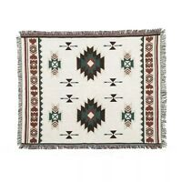 Rrea rugs tapestry AZTEC navajo throw blanket sofa cover home decor wall hanging