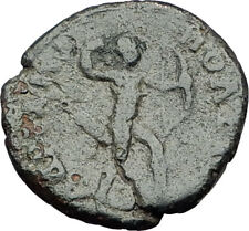 ANTONINUS PIUS 138AD Hadrianopolis Thrace Ancient Roman Coin ARTEMIS i65038