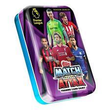Match Attax EPL 2018/19 ~ Collectors Mini Tin ~ Inc 45 Cards Inc Limited Ed
