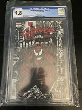 CARNAGE: BLACK WHITE AND BLOOD #3 1:25 EASTMAN VARIANT CGC 9.8 WP