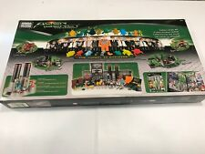Mega Bloks Alien Agency 5631The Arrival Dna Lab Made in 2002 - 330 Pieces