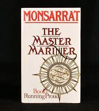 1978 The Master Mariner Running Proud Nicholas Monsarrat 1st Signed