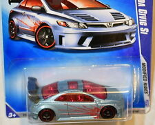HOT WHEELS 2009 MODIFIED RIDES HONDA CIVIC SI #06/10