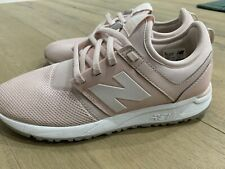 4576c849eb Pink  New Balance  woman s running shoes. Size 8