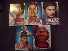 Dexter Season 1-5 DVD Like New Complete Michael C Hall 20 Disc