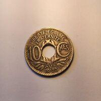 10 Centimes Lindauer 1922 Poissy N3