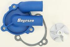 BOYESEN WATERPUMP COVER & IMPELLER KIT BLUE WPK-10L