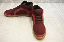 ROBERT WAYNE Fenmore Casual Shoes - Men's Size 13 D - Black/Red NEW!