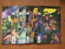 Gen13 #19,20,21,22,23 (Image Comics) J. Scott Campbell Covers/Interiors(19,20)