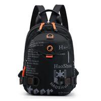 Men Nylon Hiking Rucksack  DaypackSport Multi-Capacity Sling Chest Bag Back Pack