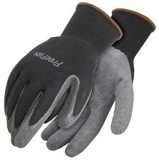 12 Pair Galeton 6425 L 6425 Samson Etched Rubber Coated Palm Knit Gloves