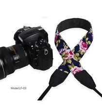 Camera Strap Vintage Sling Neck Strap for Canon Nikon Sony SLR DSLR ILDC