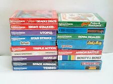 19 NEW SEALED GAMES FOR INTELLIVISION SPACE SPARTANS, LADY BUG, DONKEY KONG +++