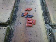 ITALERI ? lot 10 sacs de sable en plastique guerre 39/45 échelle HO 1/76 ou 1/72
