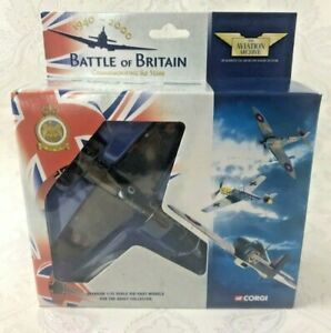 Corgi Aviation Battle of Britain Military Aircraft Model Boxed Collectors V276