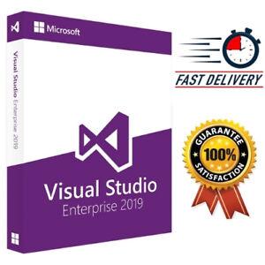 Visual Studio Enterprise 2019 genuine key