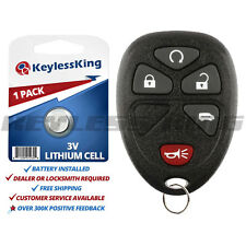 New Replacement Keyless Entry Remote Key Fob Beeper Van Power Door for 15114375