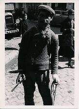 SETE c. 1937 - Chiffonier dans la Rue Hérault - P 1269