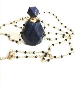 Essential oil necklace diffuser