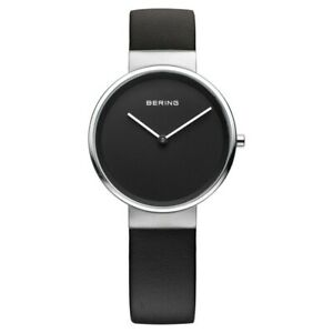 Bering Unisex Watch Wrist Watch Slim Classic - 14531-402 Leather