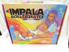 Impala QuadRoller  Skates SIZE 5 Brand New  Cynthia Rowley Floral Edition