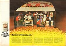 1980 Print Ad of Funk/'s G Hybrid G-4224 Hybrid Corn Seed