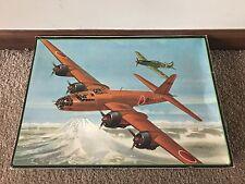New in Box Hasegawa Nakajima Renzan Rita Attack Bomber 1/72 Scale Model Kit!!!