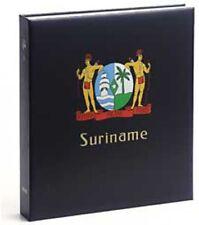 Davo 1143 Luxe band postzegelalbum  Suriname III
