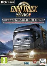 Eurotruck 2 Simulator Legendary Edition Jeu PC Just for Games