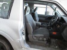mitsubishi shogun mk3 driver right seat belt SWB 99- 06 pajero  tk-ab2-en244