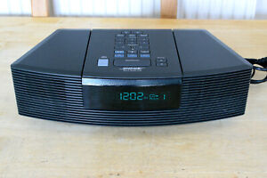 Bose Wave Radio CD Player - Black (AWRC3G) With Remote