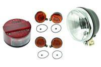 S51 Scheinwerfer Blinker Rücklicht, Beleuchtungsset für Simson S50 S51E, Bilux
