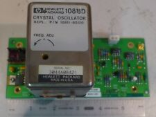 Agilent/HP 10811D Crystal Oscillator 10.000000 MHz #3