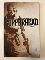 Copperhead Vol 1 TPB Image Comics 2015 VF/NM Trade Paperback