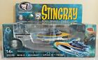 Product Enterprise Stingray New Diecast Metal Model Boxed Gerry Anderson W.A.S.P