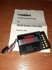 Robbe Multi Switch Decoder 8884 guter Zustand