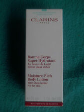 Clarins Baume Corps Super Hydratant Body Lotion With shea Butter Neu 30ml