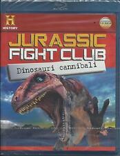 Jurassic fight club. Dinosauri cannibali (2010) Blu Ray