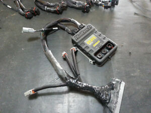 Honda S2000 AP1/Ap2 Haltech Elite 1500/2500 custom plug-in conversion harness