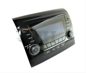 07356610260 Peugeot Citroen Fiat Genuine Continental Bluetooth Stereo Head Unit