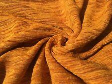 NEU  Sehr schöne Thermo Chenille  2er-Pack Thermo-Vorhänge H225xB120 Gold-Braun