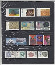 """1995 AUSTRALIA """"THE COMPLETE COLLECTION OF 1995 AUSTRALIAN STAMPS"""" FULL SET MNH"""