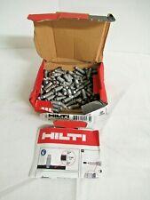 ( 00006000 Box of 100) Hilti 2140527 Threaded stud S-Bt-Gf M8/7 An 6 With Bit - New