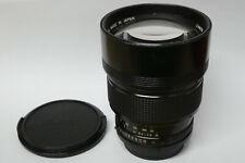 Canon FD 2,0 / 135   mm  Objektiv für analoge Canon FD Modelle