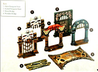 Warcry Catacombs Dungeon Terrain Doorways Bridges Warhammer Sigmar Planks Doors