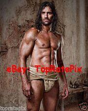 MANU BENNETT  -  Sexy Spartacus Stud  -  8x10 Photo  #2