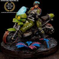 ⭐️Corvus Belli Infinity USARIADNA Army Exclusive Mavericks Motorized Recon Bat